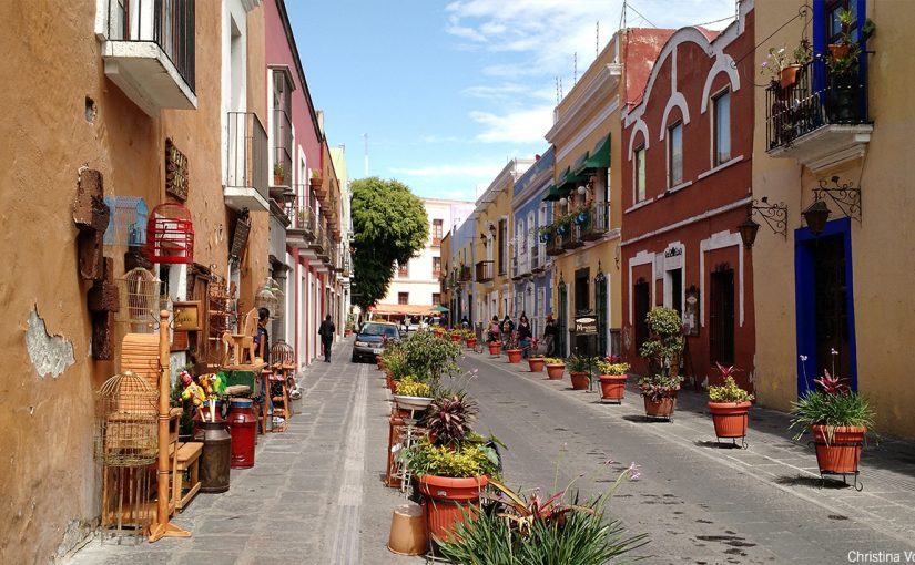 historical cities in mexico