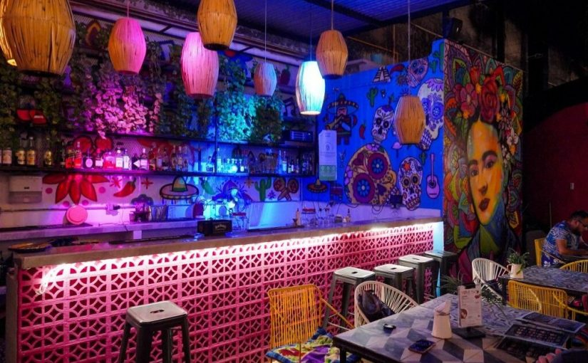 Top bars to explore in Merida