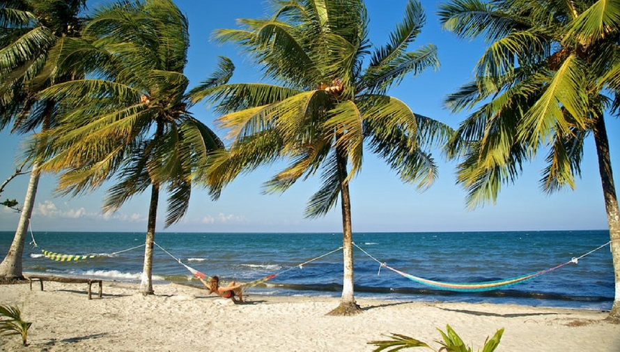 Beaches near Puerto Barrios (Izabal)