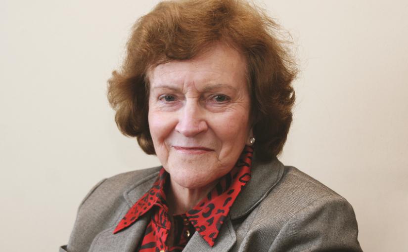 Farewell to Doña Isabel Gutiérrez de Bosch