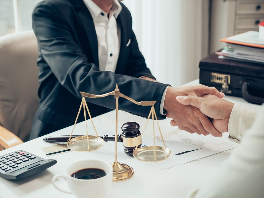 Look for the best lawyer to handle your case.